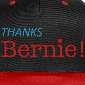 Thanks Bernie!! Sportswear - Snap-back Baseball Cap