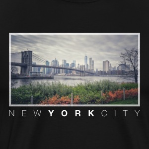 New York City T-Shirt (Men's) - Men's Premium T-Shirt