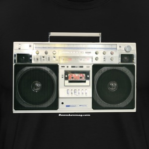 Prosonic Boombox - Men's Premium T-Shirt