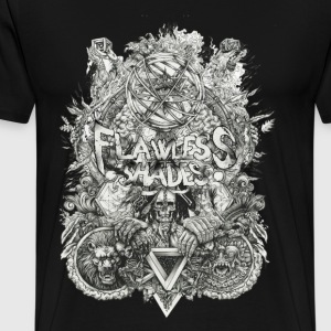 Flawless Shades geometrical - Men's Premium T-Shirt