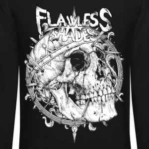 Flawless Shades skull 3 - Crewneck Sweatshirt