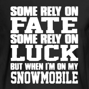 Snowmobile Shirts - Men's Long Sleeve T-Shirt