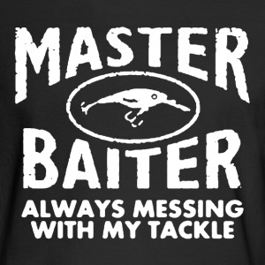 Master Baiter Shirt - Men's Long Sleeve T-Shirt