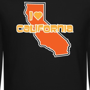 I Love California - Crewneck Sweatshirt