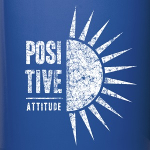 positive attitude.png Mugs & Drinkware - Full Color Mug