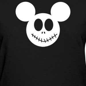 mickey halloween - Women's T-Shirt