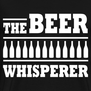 THE BEER WHISPERER - Men's Premium T-Shirt