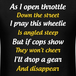 Drop A Gear Shirt - Men's T-Shirt