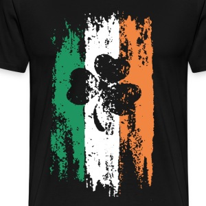 Irish Flag Shirt - Men's Premium T-Shirt