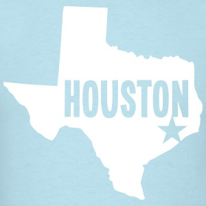 Houston, TX - Men's T-Shirt