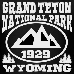 GRAND TETON NATIONAL PARK WYOMING - Men's T-Shirt