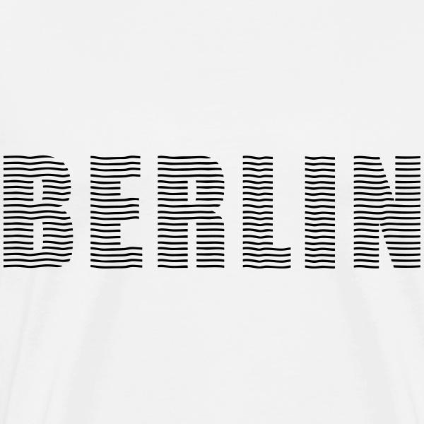 Berlin lines font