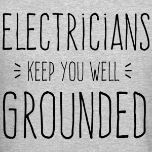 Electricians Keep You Grounded - Crewneck Sweatshirt