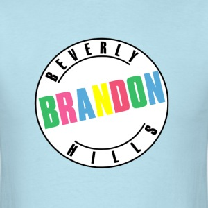 Beverly Hills Brandon T-Shirts - Men's T-Shirt