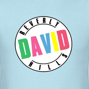 Beverly Hills David T-Shirts - Men's T-Shirt