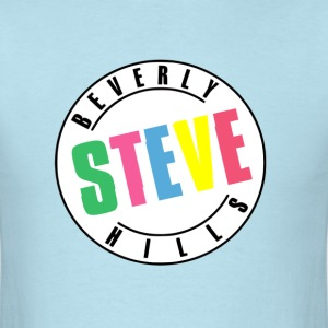 Beverly Hills Steve T-Shirts - Men's T-Shirt