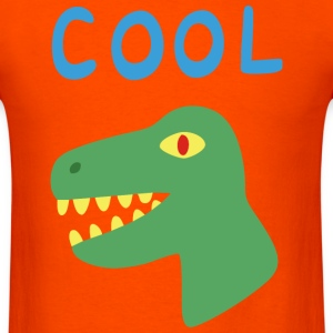 T-rex Cool - Men's T-Shirt