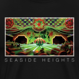 Seaside Heights T-Shirt (Men's) - Men's Premium T-Shirt
