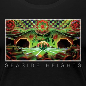 Seaside Heights T-Shirt (Women's) - Women's Premium T-Shirt
