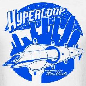 HYPERLOOP shirt - Men's T-Shirt