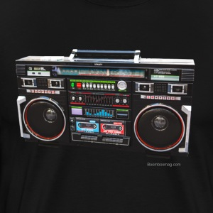 Dynasty Boombox - Men's Premium T-Shirt