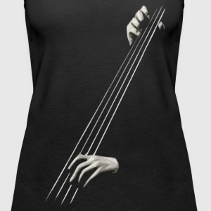 Strings Tanks - Women's Premium Tank Top