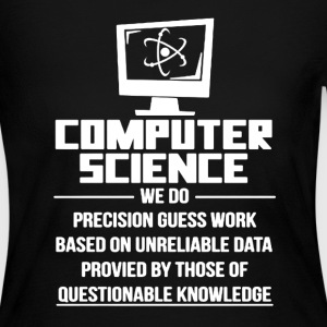 Computer Science Shirt - Women's Long Sleeve Jersey T-Shirt