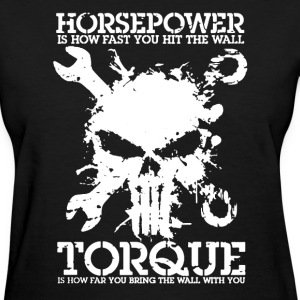 Horsepower Shirt - Women's T-Shirt