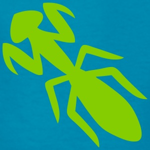 Mantis (Praying Mantis) Silhouette Kids' Shirts - Kids' T-Shirt