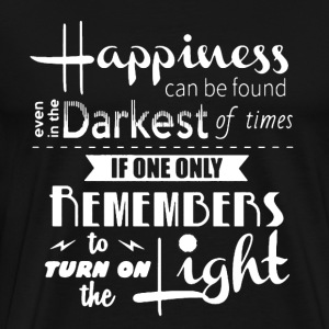 Happiness Can Be Found - Men's Premium T-Shirt