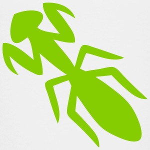 Mantis (Praying Mantis) Silhouette Baby & Toddler Shirts - Toddler Premium T-Shirt