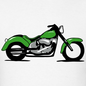 Cool Motorbike T-Shirts - Men's T-Shirt