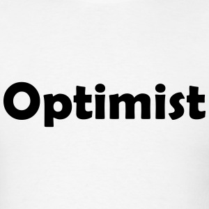 Optimist T-Shirts - Men's T-Shirt
