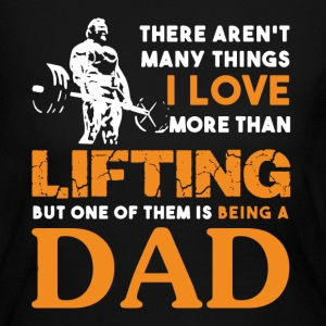 Lifting Dad Shirt - Women's Long Sleeve Jersey T-Shirt