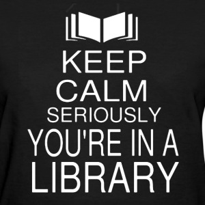 Librarian Shirt - Women's T-Shirt