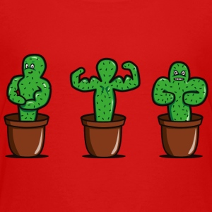 cactus bodybuilder Baby & Toddler Shirts - Toddler Premium T-Shirt