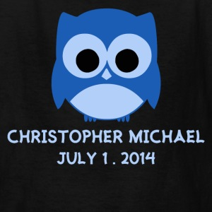 CHRISTOPHER BIRTHDAY - Kids' T-Shirt