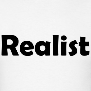 Realist T-Shirts - Men's T-Shirt