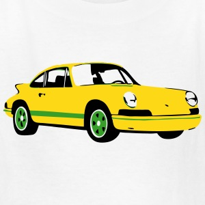 Retro Old Classic Car Kids' Shirts - Kids' T-Shirt