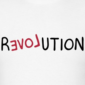 Revolution (LOVE) T-Shirts - Men's T-Shirt