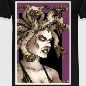 Gorgon Medusa - Men's Premium T-Shirt