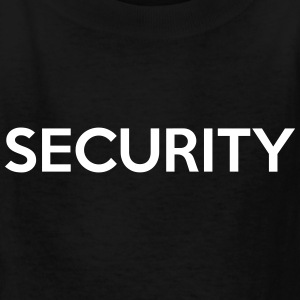 SECURITY Kids' Shirts - Kids' T-Shirt
