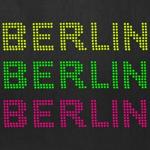 Berlin dots-font Bags & backpacks - Tote Bag