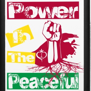 Power to the peaceful Phone & Tablet Cases - iPhone 6/6s Rubber Case