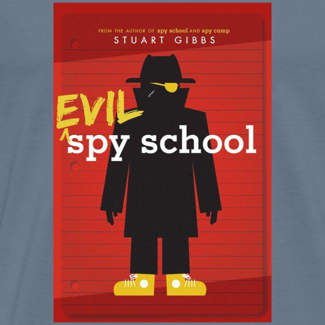 Evil Spy School - Men's Size