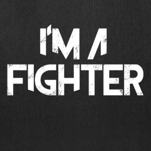 I'm a Fighter  Bags & backpacks - Tote Bag
