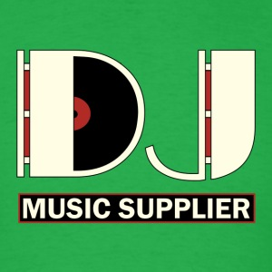 dj music supplier - Men's T-Shirt