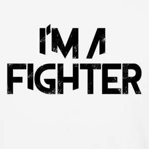 I'm A Fighter  T-Shirts - Baseball T-Shirt