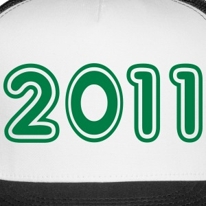 2011, Numbers, Year, Year Of Birth Sportswear - Trucker Cap
