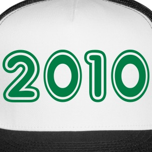2010, Numbers, Year, Year Of Birth Sportswear - Trucker Cap